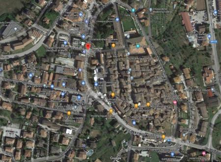 INTERROGAZIONE SU PETIZIONE POPOLARE DI 50 CONCITTADINI PER TRAFFICO VIA ROMA E VIA MARCONI